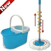 Easy Spin Mop Magic Mop 360 Easy To Use 2 Mops - 72285440