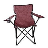 Folding Travelling Chair- Brown