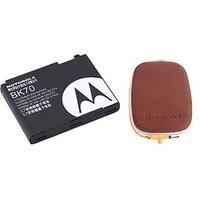 Battery Moto BK70 For Motorola Sidekick Q700 , RIZR Z8, Nextel I335, Ic402, Ic502, Renegade V950 0u6  With FREE  Innov8tronics S2PH101 USB Portable Power Supply