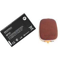 New Genuine Battery For Motorola MOTO DEFY BF5X MB525 ME525 1500MA  With FREE  Innov8tronics S2PH101 USB Portable Power Supply