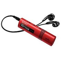 Sony NWZ-B183 Walkman MP3 Player Red