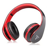 Bluetooth Stereo Headsets With AUX Support
