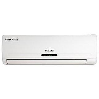 Voltas 1.5 Ton 3 Star 183 Cye Split Air Conditioner White