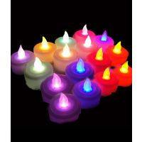 Grace Gully Set Of 2 Tea Light Diya's Candle