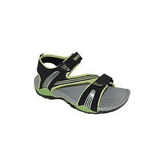 Floaters / Sandals - Mens Floaters - WSLHUMMER8 - Black Color