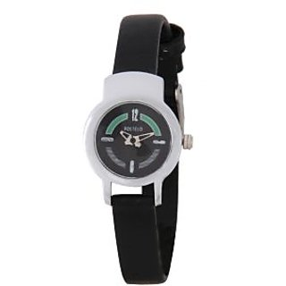 Fostelo Black Women'S Wrist Watches Fst-08