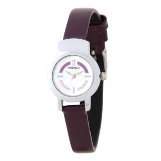 Fostelo Silver Women'S Wrist Watches Fst-09