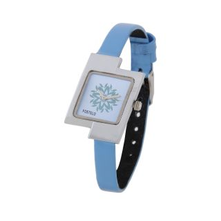 Fostelo Blue Women'S Wrist Watches Fst-12