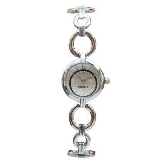 Fostelo Silver Women'S Wrist Watch Fst-132
