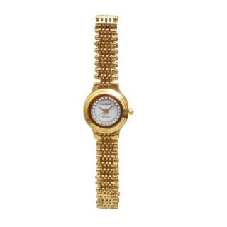 Fostelo White Women'S Wrist Watch Fst-142