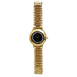 Fostelo Black Women'S Wrist Watch Fst-143