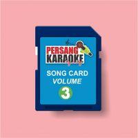 Persang Karaoke Song Card Volume-3