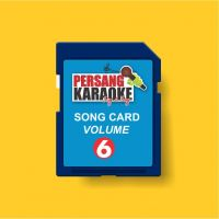 Persang Karaoke Song Card Volume-6
