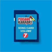Persang Karaoke Song Card Volume-7