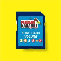Persang Karaoke Song Card Volume-3-4-5-6-7