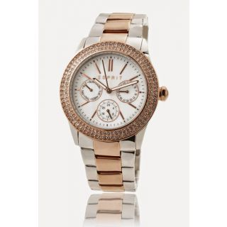 Esprit Es-Peony Two Tone Rose Gold ES103822016 Ladies Watch