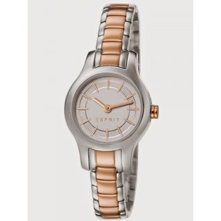 Esprit Es-Tia Two Tone Rose Gold ES107082003 Ladies Watch
