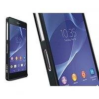 HIGH QUALITY METAL BUMPER CASE COVER FOR SONY XPERIA Z2 - BLACK