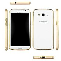 HIGH QUALITY METAL BUMPER CASE COVER CURVE FOR SAMSUNG GALAXY NOTE 3 - GOLDEN