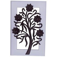 Handmade Wooden Wall Hanging Decorative Life Tree - 72391860