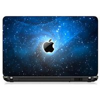 Apple Galaxy Laptop Skin High Quality - High Quality Vinyl