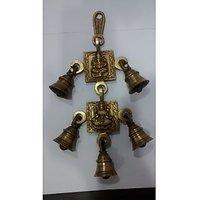 Brass Door Wall Hanging Ringing Bells