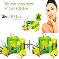 Olivia Herbal Bleach Combo Offer Pack Of 2