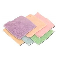 Set Of 2 Cotton Face Towels