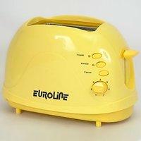 Euroline Smiley Pop Up Toaster 2 Slice EL-820