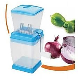 Onion & Vegetable Chopper / Cutter available at ShopClues for Rs.81