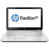 HP Pavilion 15-P077TX Laptop (Intel Core i5/ 8GB/ 1TB/ Win8.1/ 2GB) Snow White