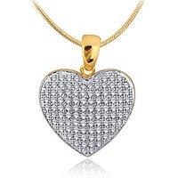 Alamod Fashion Glorious Heart Pendant ALP 5010