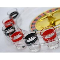 Roulette Drinking Game Spin N Shot Casino Theme Party
