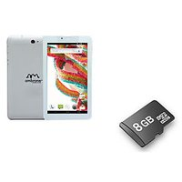 Ambrane A3-770 Duo 3G Calling Tablet With Free 8GB Memory Card