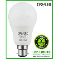7W LED Bulb (Cool White) Image