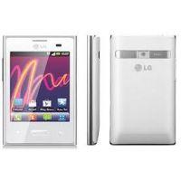 LG Optimus L3 E400 - White Smartphone