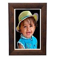 KK Brown Glass Frame 8X12