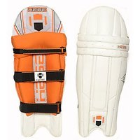 Hebe Cricket Batting Leg Guard With Cover (Series: Q 11)
