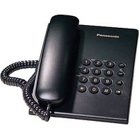 Panasonic KX-TS500  Corded Landline Phone (Black)