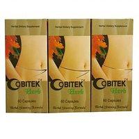 Fat Burner Supplement Pack Of 3