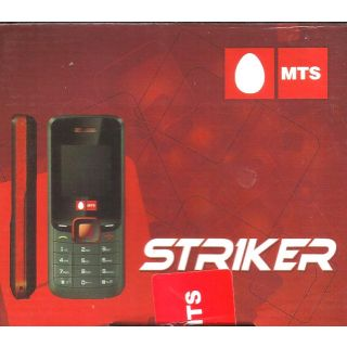 MTS STRIKER CDMA PHONE MTS CS160 ALL CDMA SIM WORK