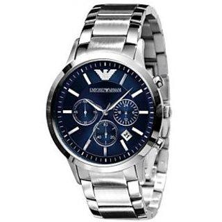 Emporio-Armani-AR-2448-Blue-Dial-Chronograph-Wrist-Watch-for-Men
