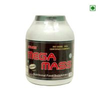 Stamin Mega Mass Chocolate Flavour-1 Kg Jar