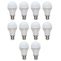 Led 3W Led Bulb Set of 10 Bulbs Image
