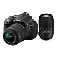 Nikon D5300 SLR With AF-S 18 55 Mm VR Kit Lens, Black
