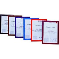 Eco Friendly Certificate Frames