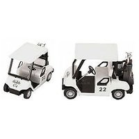Golf Cart Superior Car Die Cast Model With Pull Back Function