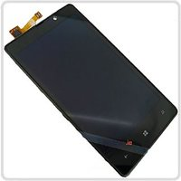 Genuine LCD Display Touch Screen Digitizer Assembly For Nokia Lumia 820