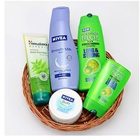 Skin And Hair Care Hamper