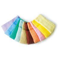 Z Decor Set Of 20 Multicolor Face Towels